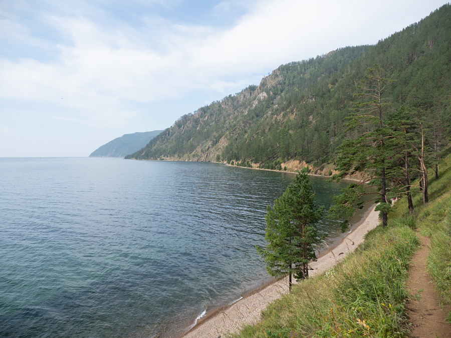 Great Baikal Trail in August